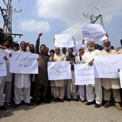 Atentado suicida dejo 63 muertos en un hospital de Pakistan