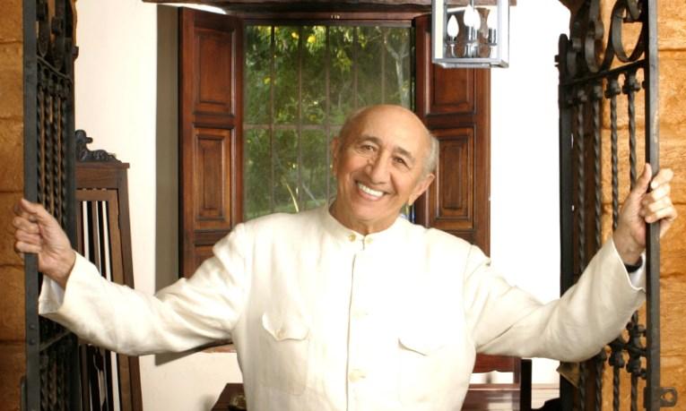 Simón Díaz cumpliría 88 años. Foto: Prensa EPA