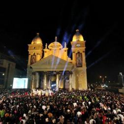 Celebración de la Feria de La Chinita en Maracaibo