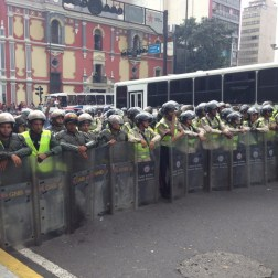 OVCS: En octubre se reportaron tres protestas diarias por comida