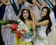 Coronación de Miss Ecuador/ Foto: EFE