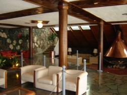 Lobby del Hotel Humboldt