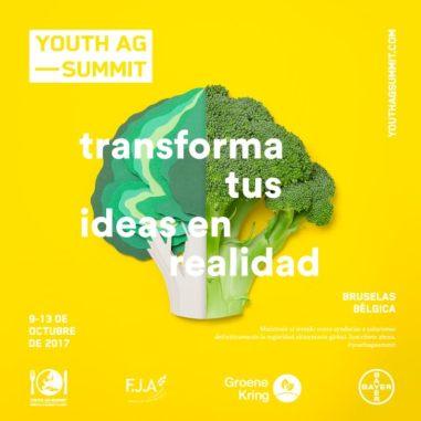 Venezolanos podrán participar por primera vez en el Youth Ag-Summit 2017