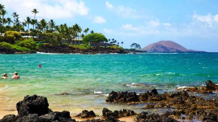 Kihei, isla de Hawái