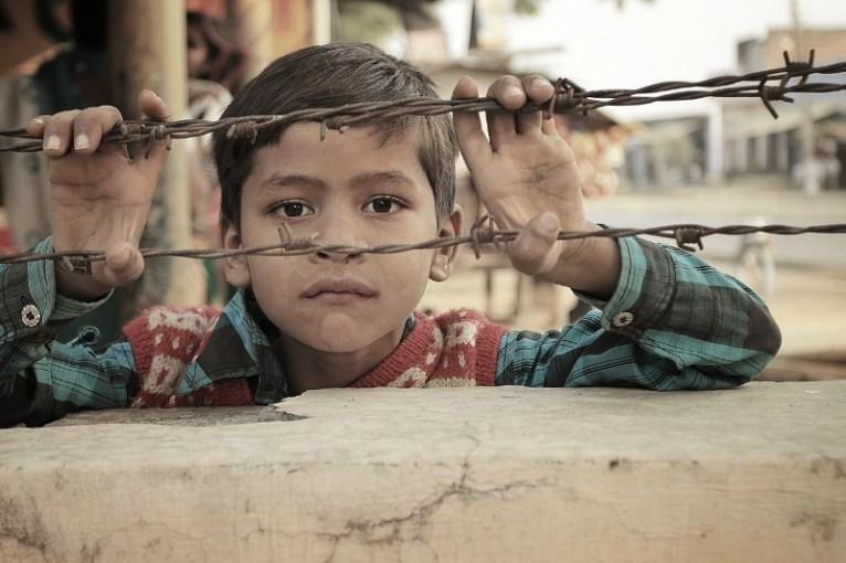 Niño y prisión. Hijos de la cárcel