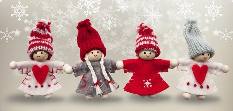 El Espíritu de la Navidad es un momento para hacer conexión familiar Foto: Pixabay