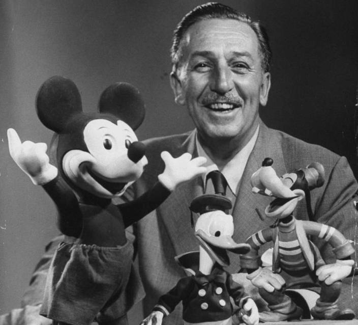 Walt Disney, el padre de The Walt Disnet Pictures