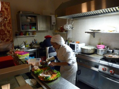 L'Areperia, restaurant venezolano en Florencia