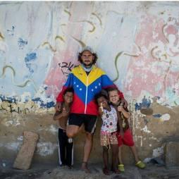 Tabaré Alonso, cicloturista