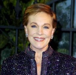 Actriz Julie Andrews