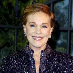 Actriz Julie Andrews
