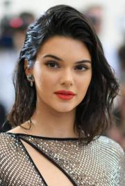 La modelo Kendall Jenner en la MET Gala