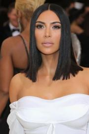 La celebridad Kim Kardashian en la MET Gala