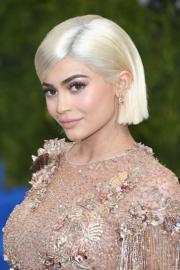 La celebridad Kylie Jenner en la MET Gala