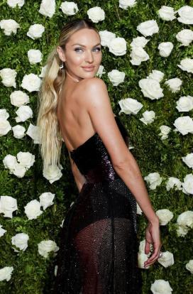 La modelo Candice Swanepoel/ Foto: EFE