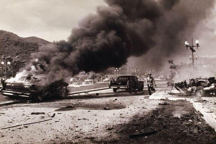 El atentado contra Betancourt y sus ramificaciones
