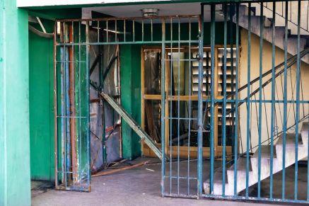 Destrozos en sector Sucre de Lara Fotos Jose Daniel Sosa