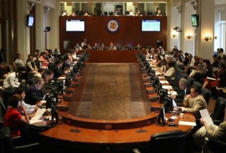 La batalla en la OEA