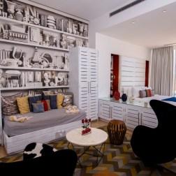Habitación inspirada en Fernando de Aragón