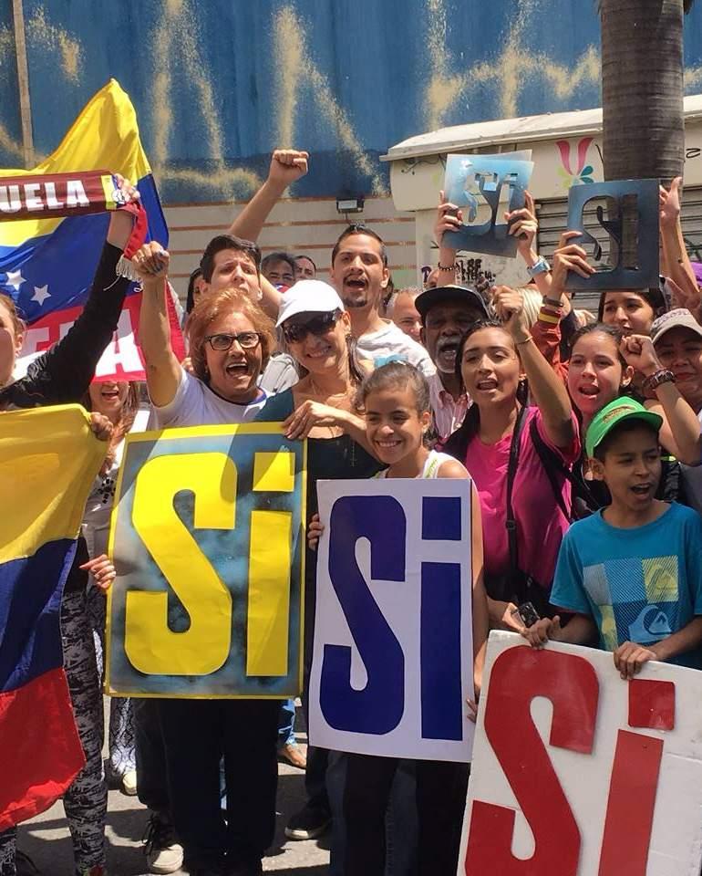 Venezuela habló