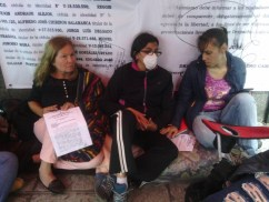 Huelga de hambre - 14 Polichacao