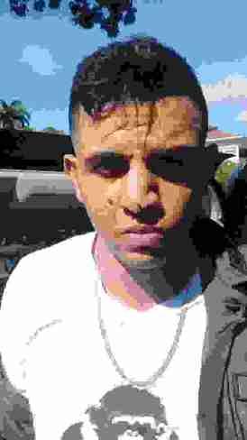 Giulianny Espinoza, foto tomada en la carlota