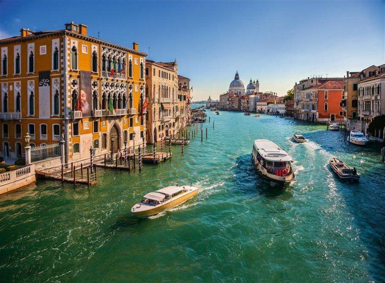 Venecia, destino turístico de Italia