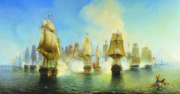 Batalla del Lago (1823)