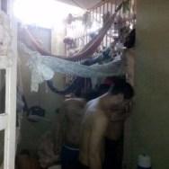 Hacinamiento en sede del Cicpc del estado Cumaná 3
