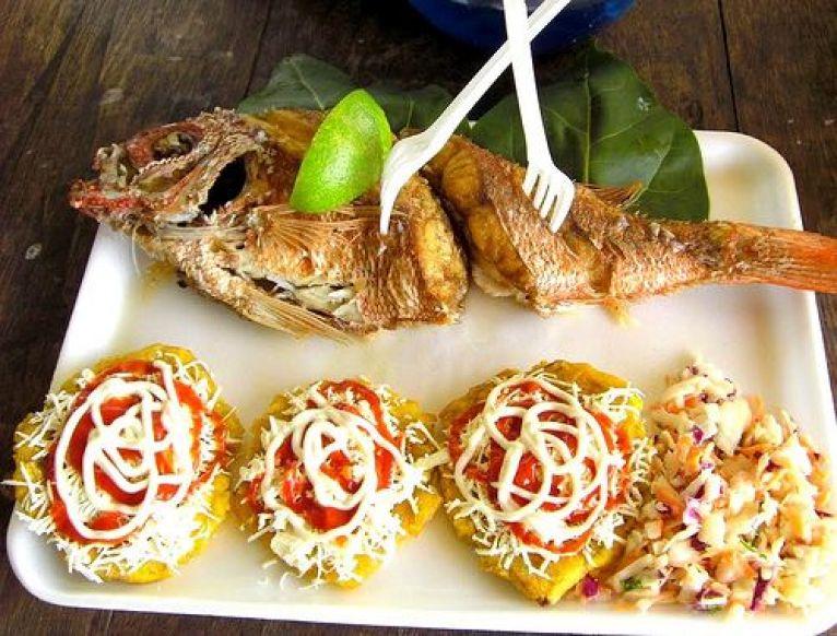 El tostón playero es ideal para acompañar el pescado frito Foto: elmismopais.com