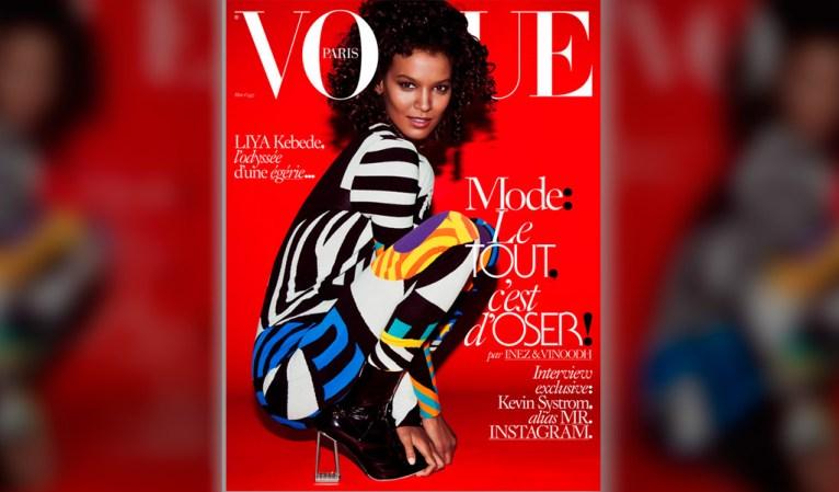 Vogue Paris portada