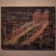 """Fotografía del 10 de octubre de 2017, que muestra la obras """"El Silencio"""", de Pancho Quilici, que hace parte de la exposición """"Caracas, un lugar"""", Foto EFE"""