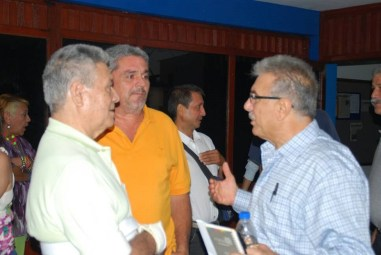 Iván Colmenares reunido con el sector empresarial de Portuguesa