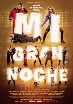MI GRAN NOCHE Festival de Cine Español