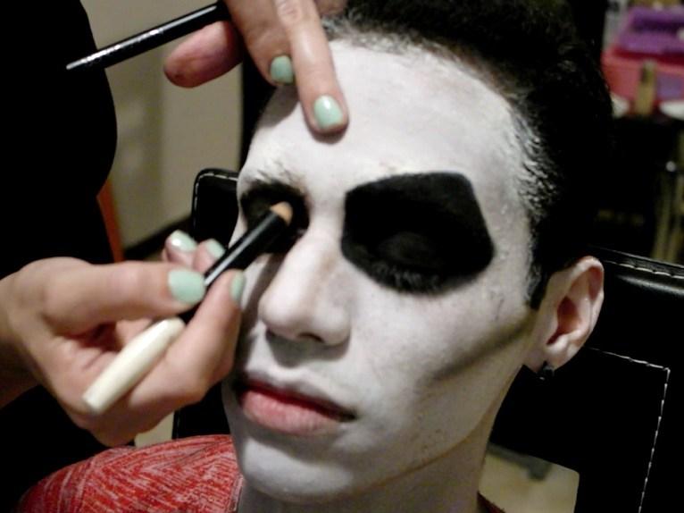 Maquillaje de Halloween 4