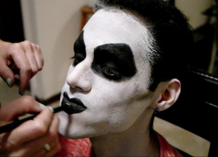 Maquillaje de Halloween 6