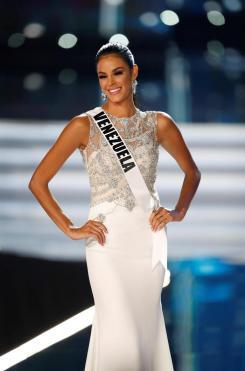 Keysi Sayago, representante de Venezuela en el Miss Universo 2017 y Top 5