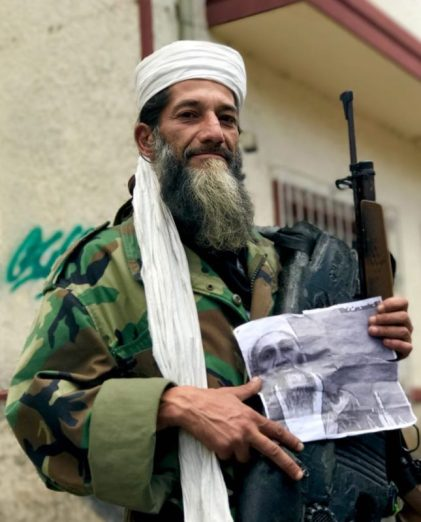 Hichster Londoño Hasmet, el Osama Bin Laden colombiano