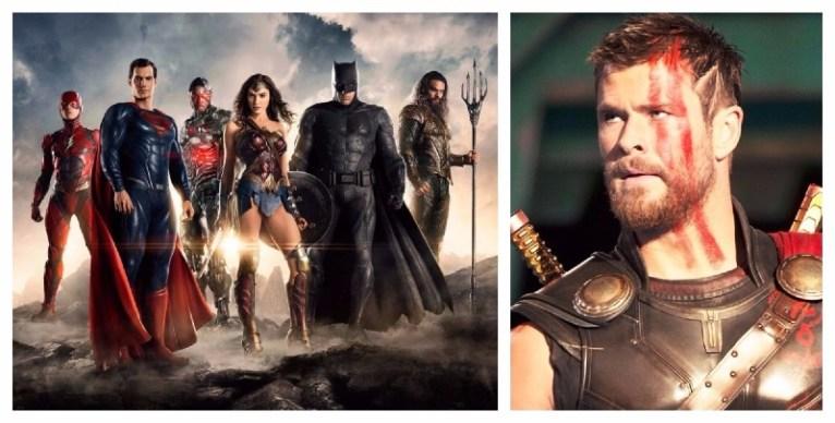 Thor y la Liga de la Justicia 1