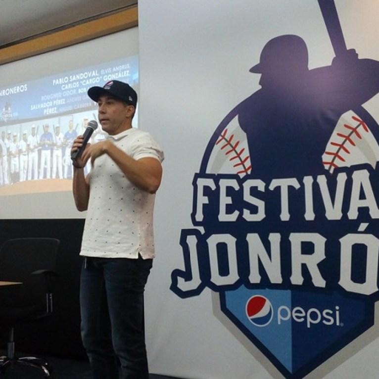 Carlos Martínez ofreció detalles del Jonrón Pepsi