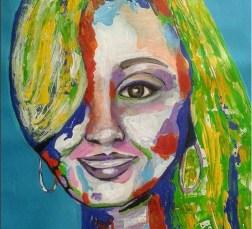 Marielba Marcano, la pintora de las Vírgenes de Margarita 5