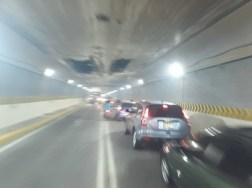 Reparaciones autopista Caracas La Guaira