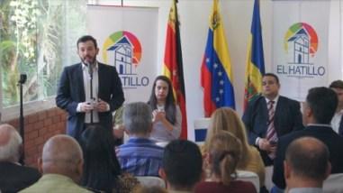 El Hatillo estrena el primer centro de entrenamiento virtual policial de Latinoamérica