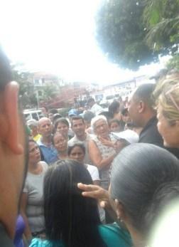 Protestas en Macuto, Vargas