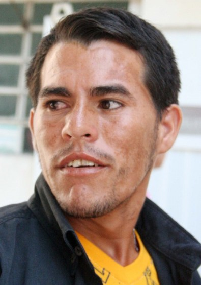 Rodolfo Torres familiar de una victima de saqueo en Valera