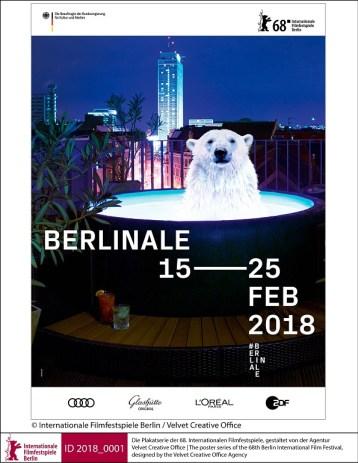 La Berlinale 68 de cine