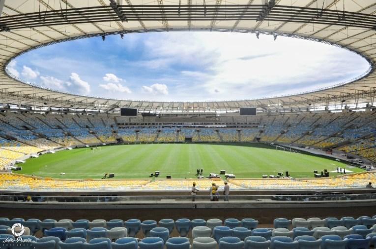 Maracaná, estadio de Rio de Janeiro