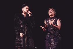 Olga tañon y Natalia Jimenez