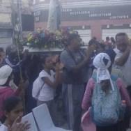 Peregrinación 134 de Virgen de Lourdes en Vargas 2