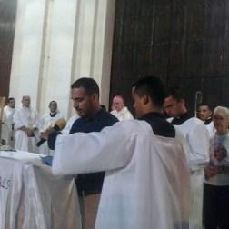 Peregrinación 134 de Virgen de Lourdes en Vargas